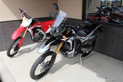 New 2018 Honda® CRF250L