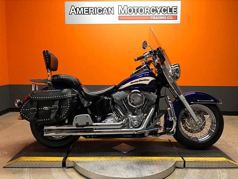 Photo of a 2006 Harley-Davidson® FLST/I Heritage Softail®