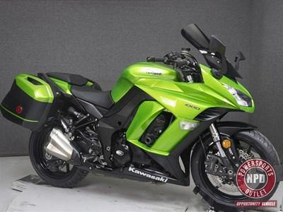 Used 2014 Kawasaki Ninja® 1000 ABS