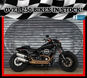 Used 2019 Harley-Davidson® Softail® Fat Bob®