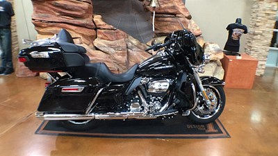 New 2019 Harley-Davidson® Ultra Limited Low