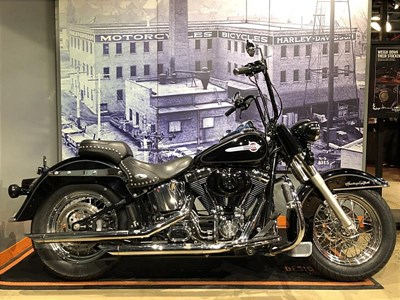 Used 2004 Harley-Davidson® Heritage Softail® Classic