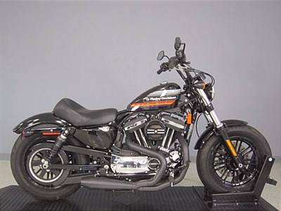 Used 2018 Harley-Davidson® Sportster® Forty-Eight® Special