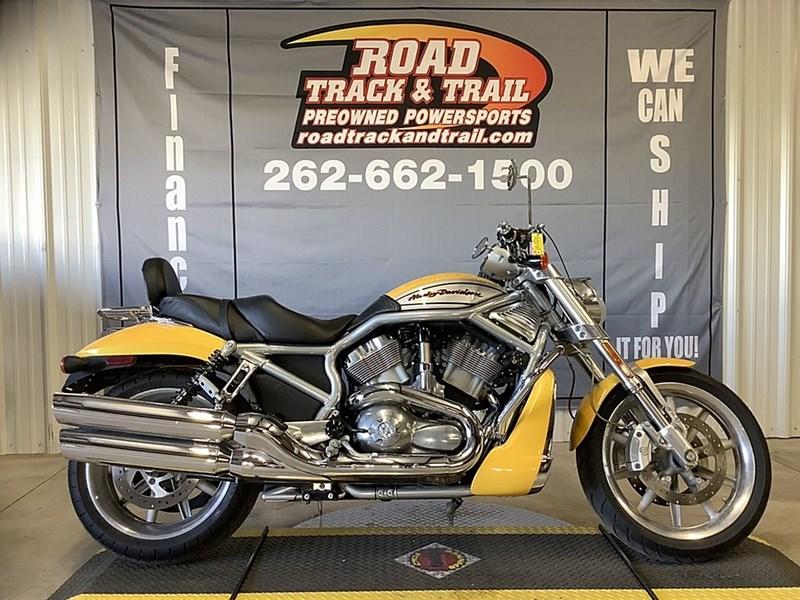 Photo of a 2006 Harley-Davidson® VRSCR V-Rod® Street Rod