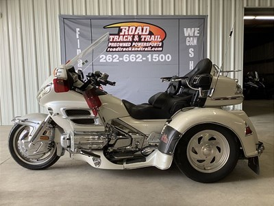 Used 2008 Honda® Custom Trike