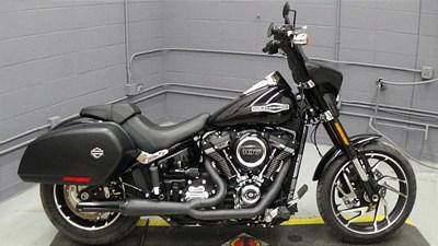 New 2018 Harley-Davidson® Softail® Sport Glide™