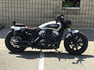 Used 2018 Indian® Scout® Bobber