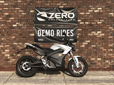 Used 2018 Zero Motorcycles DSR ZF14.4 Electric