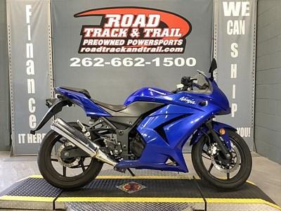Used 2009 Kawasaki Ninja 250R