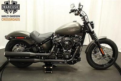 Mancuso Harley Davidson >> Softail Street Bob