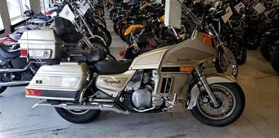 Used 1989 Kawasaki Voyager XII