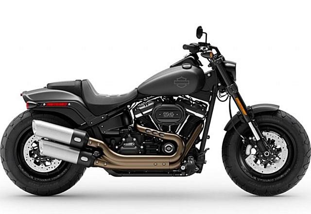 Photo of a 2020 Harley-Davidson® FXFBS Fat Bob® 114