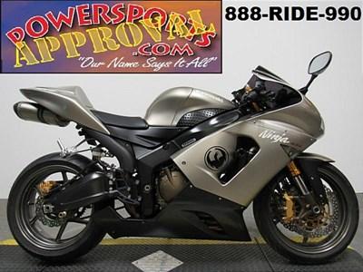 Used 2005 Kawasaki Ninja ZX-6R