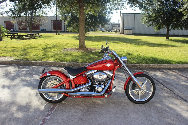 Photo of a 2011 Harley-Davidson® FXCWC Softail® Rocker™ C