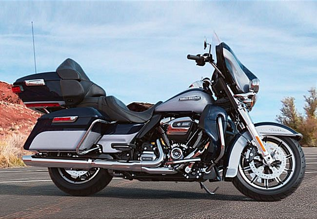 Photo of a 2019 Harley-Davidson® FLHTP Electra Glide® Ultra Classic®
