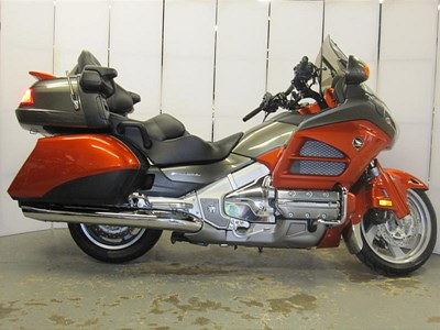 Used 2013 Honda® Gold Wing® Audio Comfort