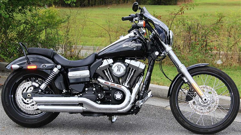 Photo of a 2017 Harley-Davidson® FXDWG Dyna® Wide Glide®