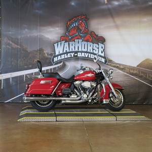 Used 2013 Harley-Davidson® Road King® Police