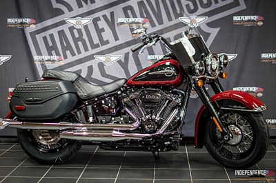 New 2020 Harley-Davidson® Softail® Heritage Classic 114