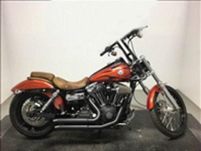 Used 2011 Harley-Davidson® Dyna® Wide Glide®