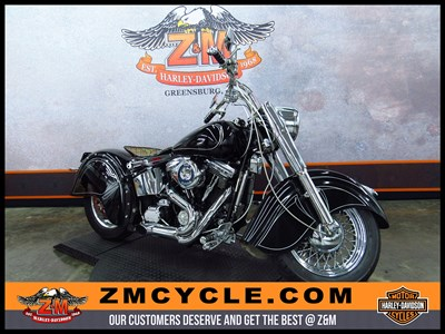 Used 1996 California Motorcycle Co. Street Rider