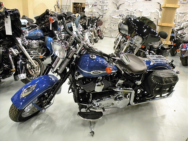 Photo of a 2006 Harley-Davidson® FLSTSC/I Softail® Springer® Classic