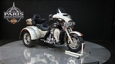 New 2018 Harley-Davidson® Tri Glide® Ultra