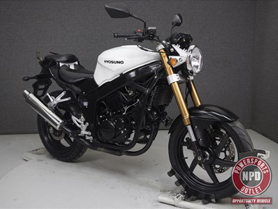 Used 2010 Hyosung Comet 250