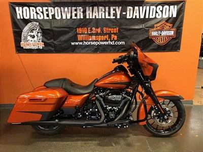 Used 2019 Harley-Davidson® Street Glide® Special