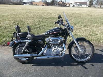 2008 Harley DavidsonR XL883C