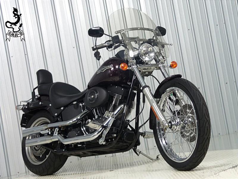 Photo of a 2006 Harley-Davidson® FXSTB/I Softail® Night Train®