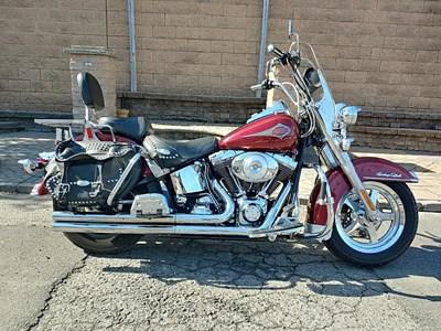 Used 2000 Harley-Davidson® Heritage Softail® Classic