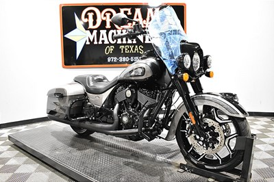 Used 2020 Indian® Motorcycle Springfield Dark Horse