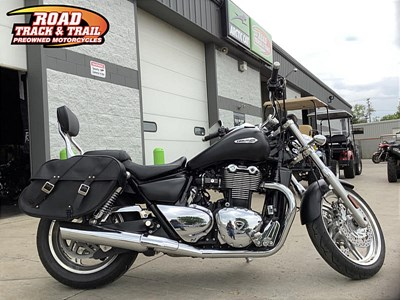 Used 2013 Triumph Thunderbird ABS