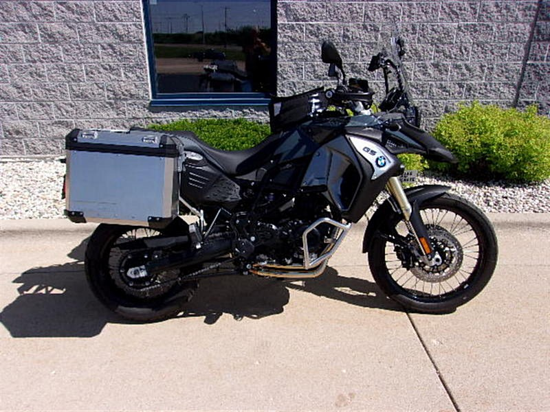 Photo of a 2017 BMW F800GS Adventure