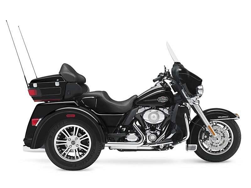Photo of a 2012 Harley-Davidson® FLHTCUTG Tri Glide® Ultra Classic®