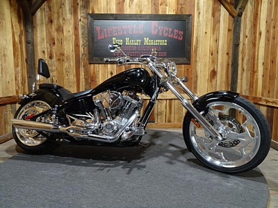 Used 2006 American IronHorse Outlaw