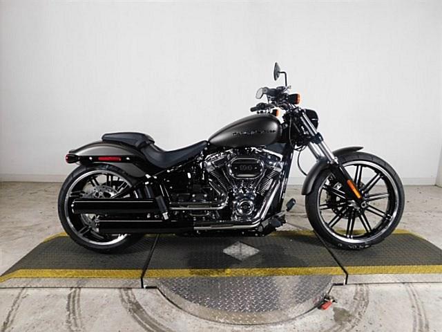 Photo of a 2020 Harley-Davidson® FXBRS Breakout® 114
