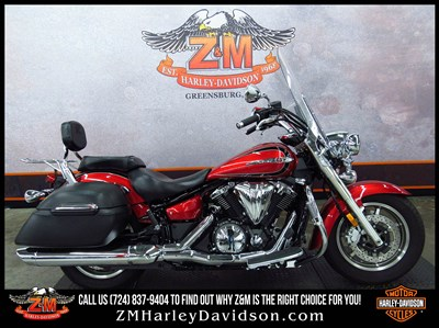 Used 2013 Yamaha V-Star 1300 Tourer