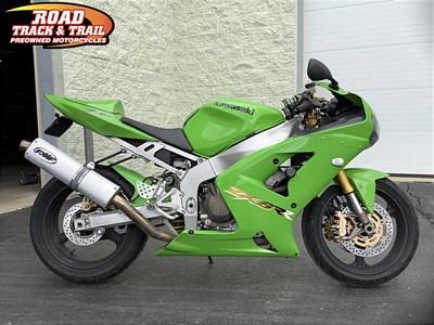 Used 2003 Kawasaki Ninja ZX-6RR