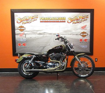 Used 2007 Harley-Davidson® Sportster® 883 Custom Patriot Special Edition