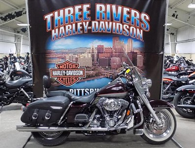 Used 2007 Harley-Davidson® Road King® Classic Patriot Special Edition