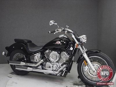 Used 2001 Yamaha V Star 1100 Custom