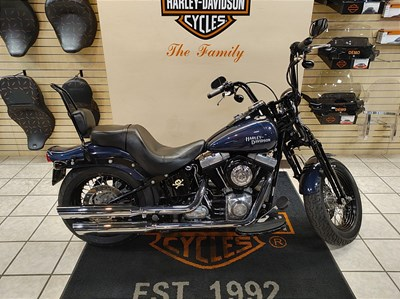 Used 2009 Harley-Davidson® Softail® Cross Bones™