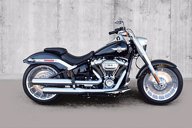 Photo of a 2020 Harley-Davidson® FLFBS  Fat Boy® 114