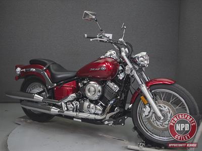 Used 2008 Yamaha V-Star 650 Custom