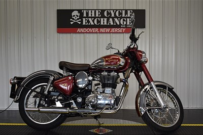 Used 2012 Royal Enfield Bullet Classic Chrome