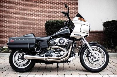 Used 2001 Harley-Davidson® Dyna® Police