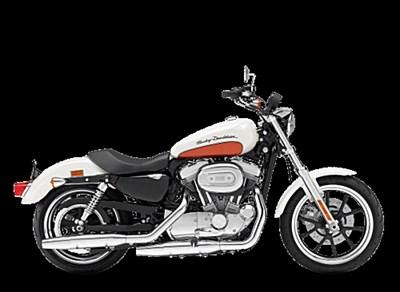 New 2011 Harley-Davidson® Sportster® 883 SuperLow™