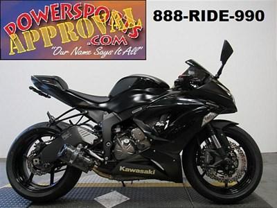 Used 2013 Kawasaki Ninja ZX-6R